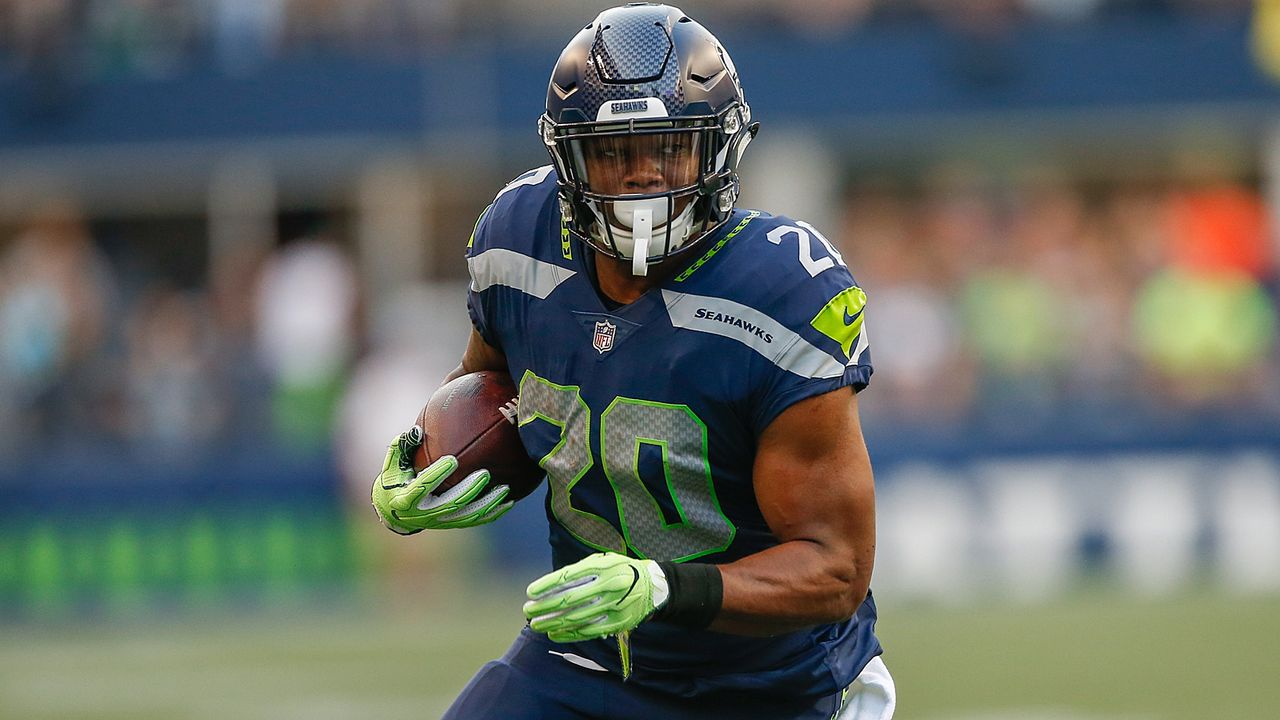Rashaad Penny (Seattle Seahawks) - Bildquelle: Getty Images