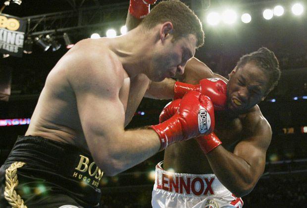 Vitali Klitschko vs. Lennox Lewis - Bildquelle: Getty