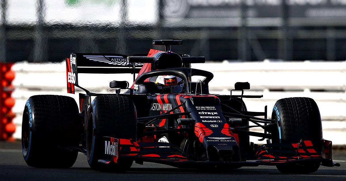 Formel-1-Autos 2019: Aston Martin Red Bull Racing - Bildquelle: Twitter/@redbullracing