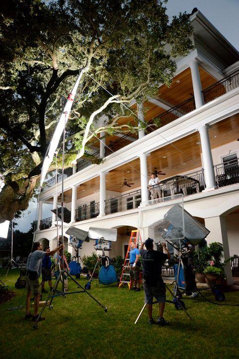 Under The Dome - Behind The Scenes - Bild vom Set der Serie30 - Bildquelle: CBS Television