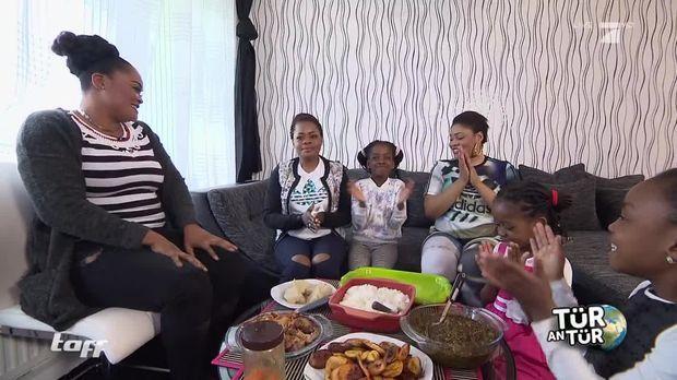 taff video t r an t r wie gut kennt ihr eure nachbarn 4 prosieben. Black Bedroom Furniture Sets. Home Design Ideas