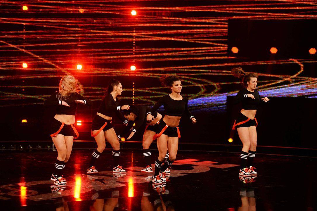 Got-To-Dance-Banging-Boots-03-SAT1-ProSieben-Willi-Weber - Bildquelle: SAT.1/ProSieben/Willi Weber