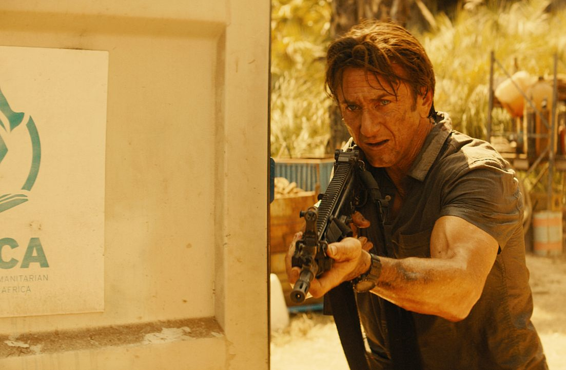 Jim Terrier (Sean Penn) - Bildquelle: Joe Alblas STUDIOCANAL GmbH/Joe Alblas