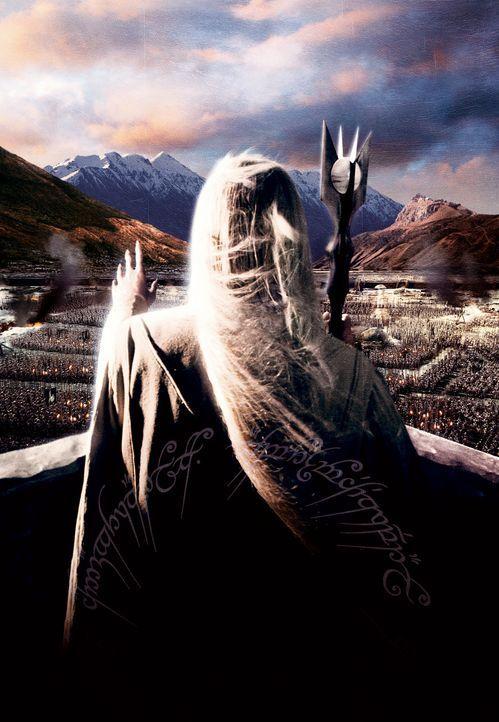 Gandalf (Ian McKellen) hat große Angst um die Zukunft von Mittelerde, denn Saurons Macht wird immer stärker ... - Bildquelle: Warner Brothers