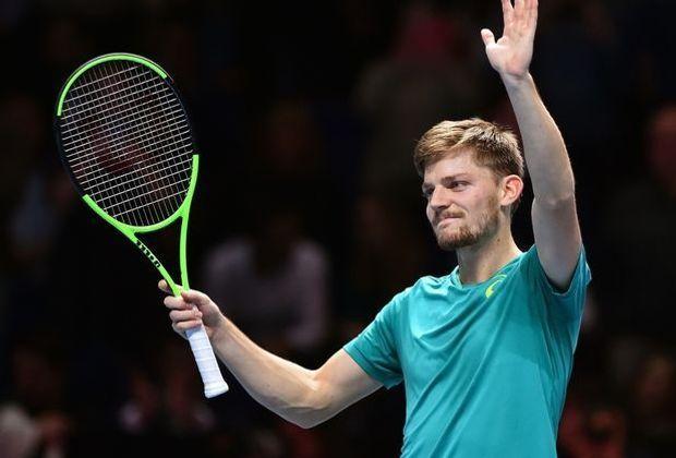 Goffin trifft im Halbfinale auf Roger Federer