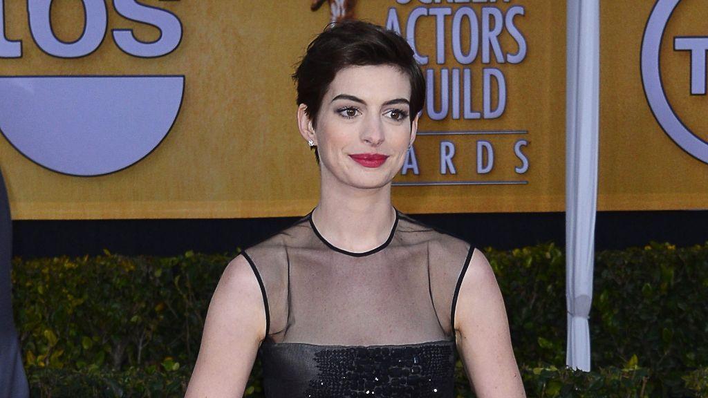 Anne Hathaway - Bildquelle: dpa