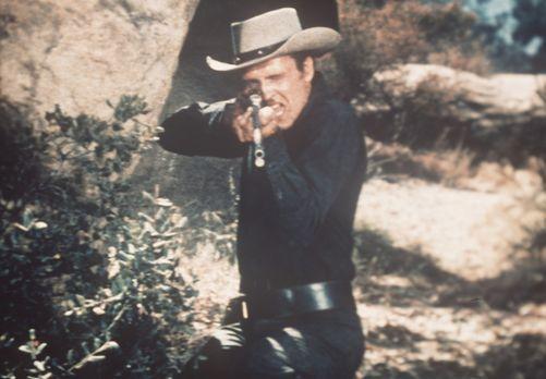 Bonanza - Der üble Gauner Vince Dagen (John Ericson) kennt kein Erbarmen ......
