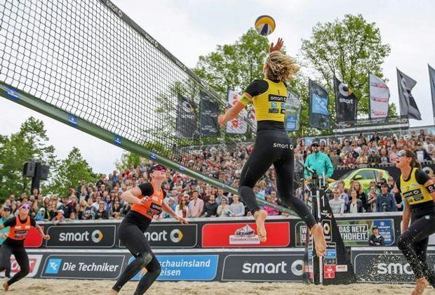 Ludwig/Walkenhorst suchen noch nach ihrer WM-Form