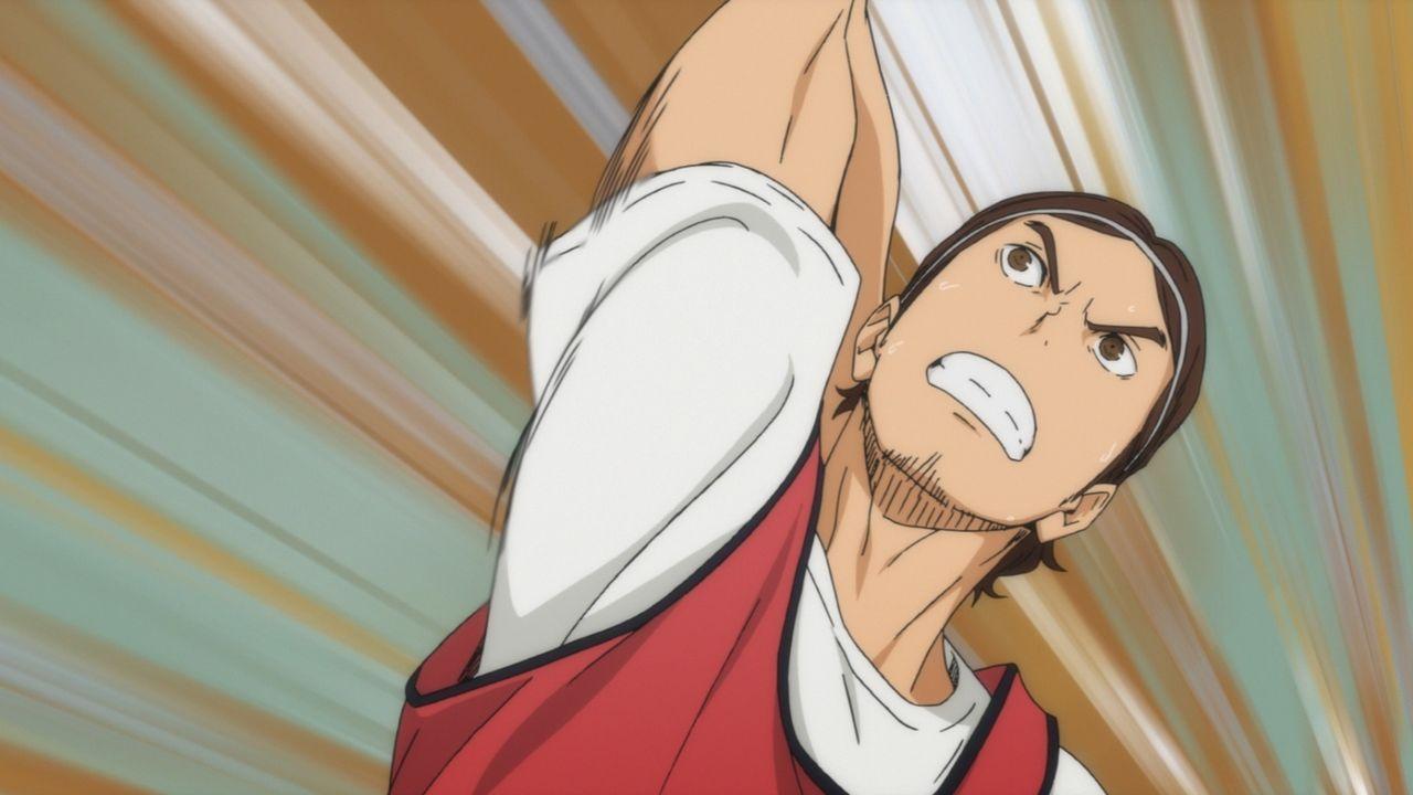 "Asahi Azumane - Bildquelle: H. Furudate / Shueisha, ""HAIKYU!! 2nd Season"" Project, MBS  All Rights Reserved."