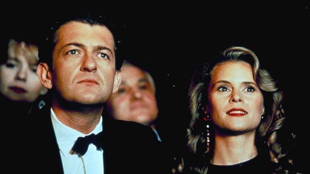 Alptraum: Als Kommissar Robert Lanz (Dominic Raacke, l.) mit seiner Frau Kare...