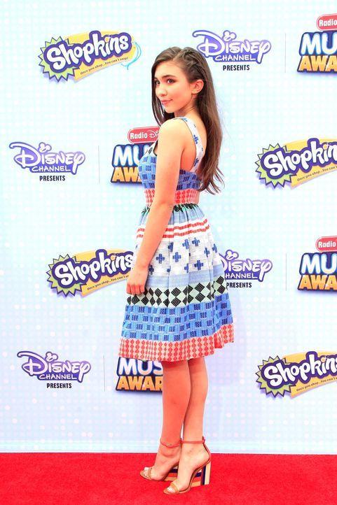 Radio-Disney-Music-Awards-150426-Rowan-Blanchard-08-dpa - Bildquelle: dpa