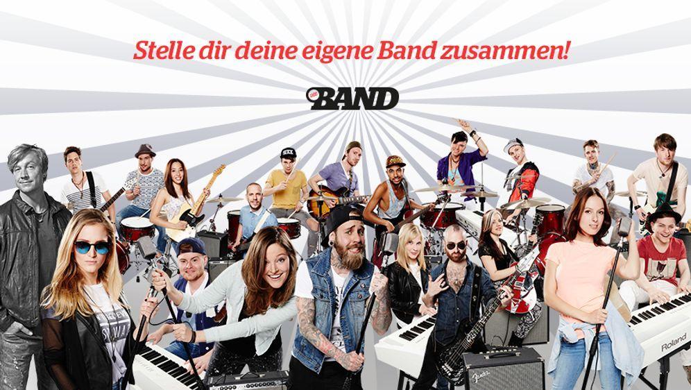 Ramp Up Tool - Erstelle deine perfekte Band