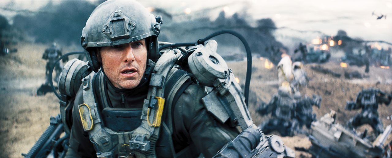 Edge-of-Tomorrow-05-Warner-Bros-Entertainment - Bildquelle: 2013 Warner Bros. Entertainment Inc.