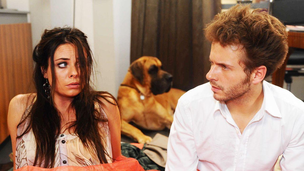 Anna-und-die-Liebe-Folge-802-05-Sat1-Oliver-Ziebe - Bildquelle: SAT.1/Oliver Ziebe