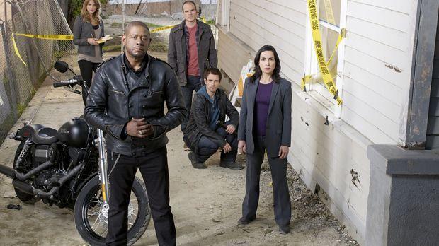 (1. Staffel) - Ein starkes Team, das jeden Täter zur Strecke bringt: John (Mi...
