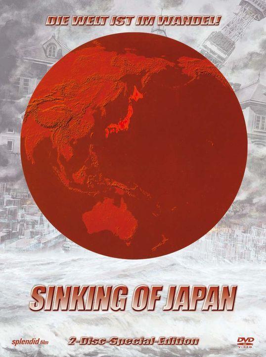 Sinking of Japan - Plakatmotiv
