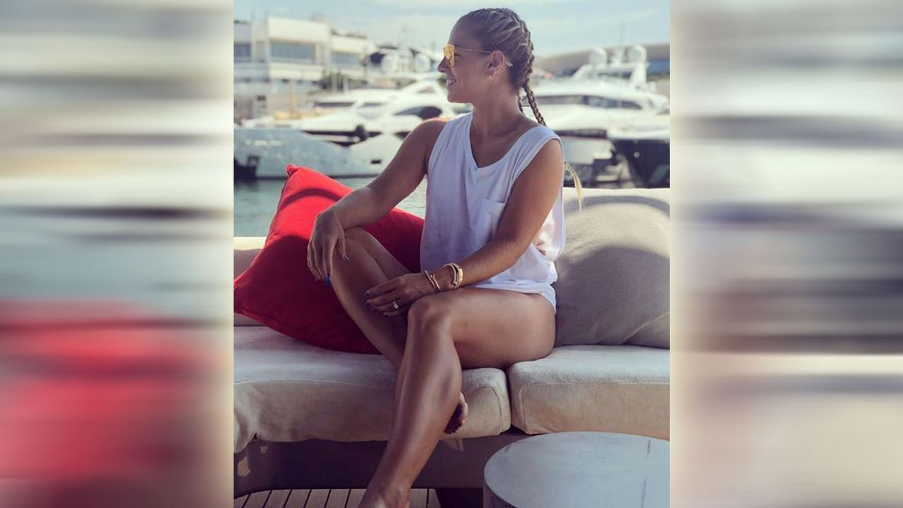 Dominika Cibulkova  - Bildquelle: Instagram/domicibulkova