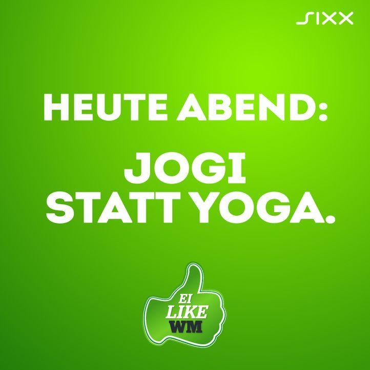 WM 2014: Funnyposts Jogi - Bildquelle: sixx