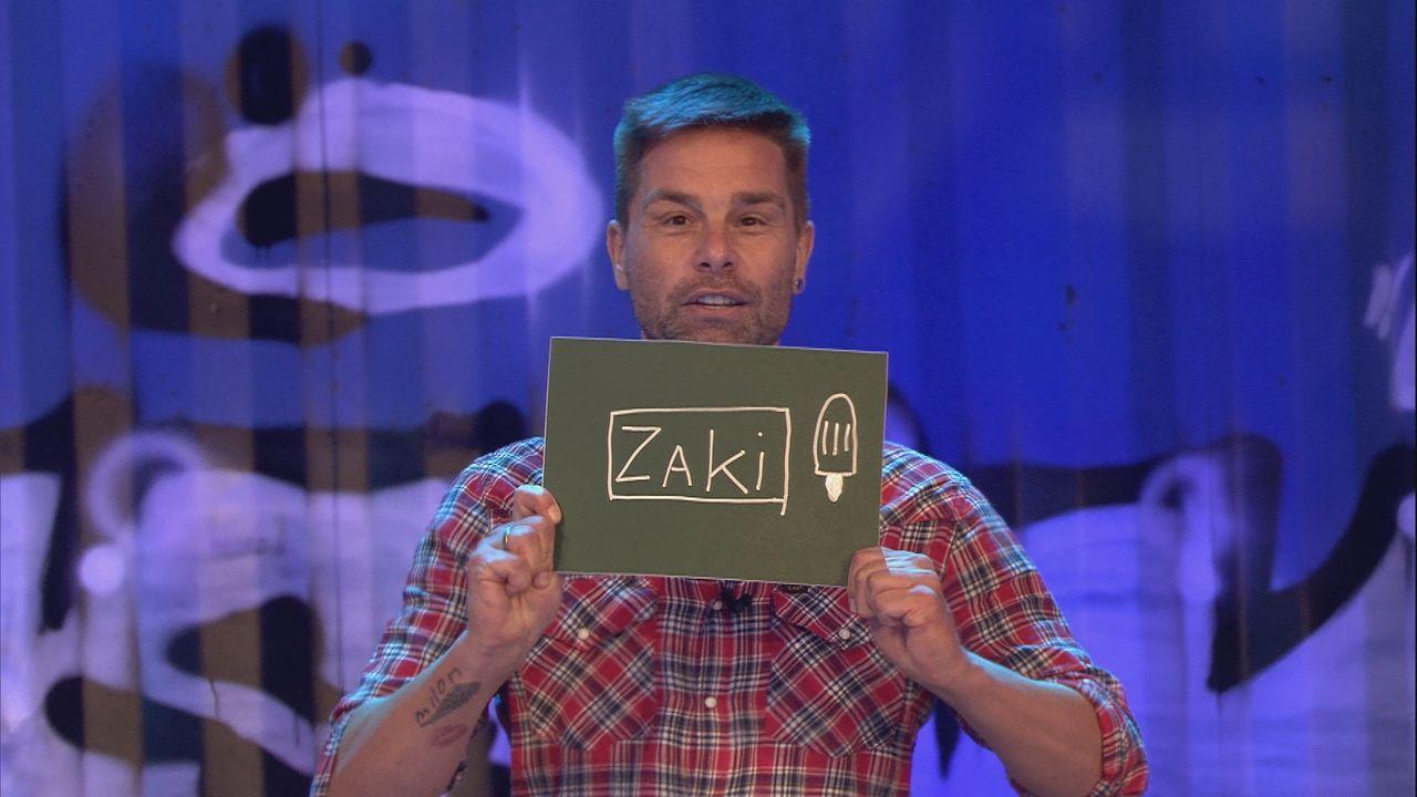 Eloy nominiert Zachi - Bildquelle: SAT.1