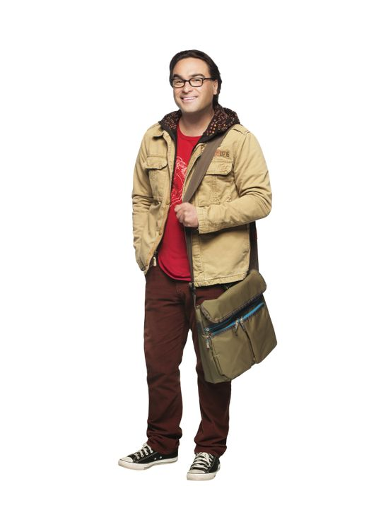 The Big Bang Theory - Darstellerbilder - Johnny Galecki ist Leonard Hofstadter 2