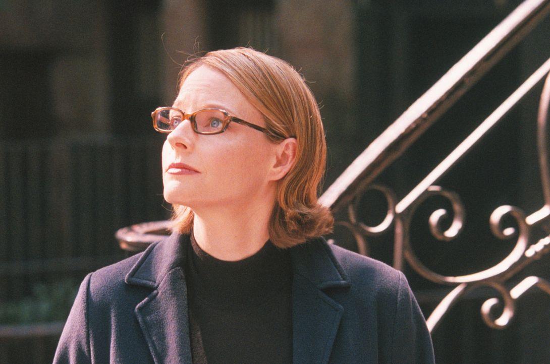 Nach der Trennung ihres schwerreichen Gatten befindet sich die New Yorkerin Meg Altman (Jodie Foster) auf Wohnungssuche. Sie besichtigt einen wahren... - Bildquelle: 2003 Sony Pictures Television International. All Rights Reserved
