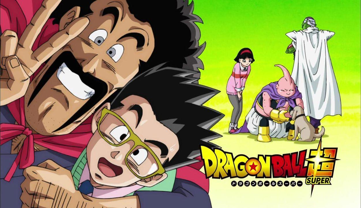 """Auch Mr. Satan, Son Gohan, Videl, Boo und Piccolo sind bei """"Dragon Ball Super"""" wieder mit von der Partie - Bildquelle: BIRD STUDIO/SHUEISHA, TOEI ANIMATION"""