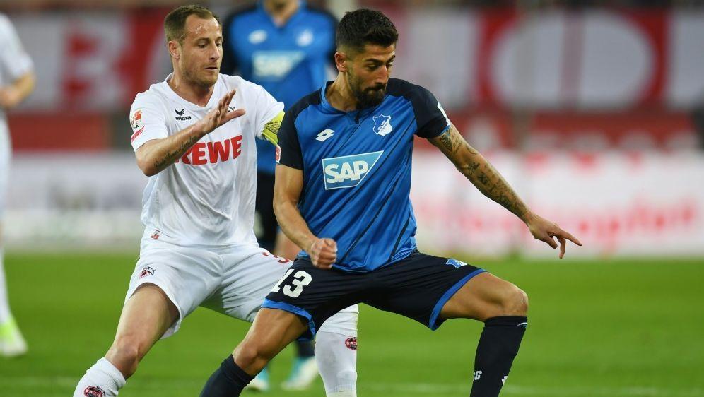 Matthias Lehmann (l.) betont die Wichtigkeit des Mainz-Spiels - Bildquelle: SIDSIDAFPPATRIK STOLLARZ