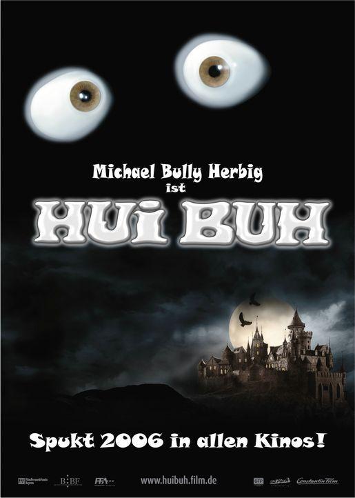 Schon seit 500 Jahren lebt Hui Buh in seinem Schloss - bis König Julius, der 111., mit seinem Hofstaat auftaucht und sein gemütliches Dasein stör... - Bildquelle: Constantin Film