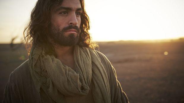 Jesus Christus wurde von Johannes dem Täufer im Fluss Jordan getauft. Wer war...