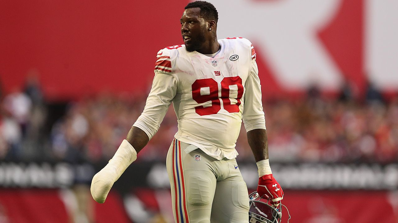 Jason Pierre-Paul (Tampa Bay Buccaneers) - Bildquelle: 2017 Getty Images
