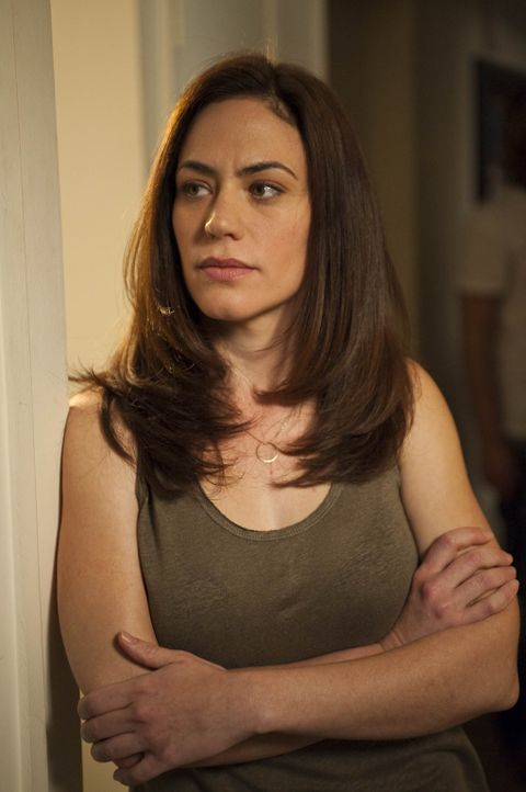 Tara Knowles (Maggie Siff) wünscht sich ein Leben ohne Kriminalität und die ständige Angst um ihren Freund Jax ... - Bildquelle: 2009 Twentieth Century Fox Film Corporation and Bluebush Productions, LLC. All rights reserved.