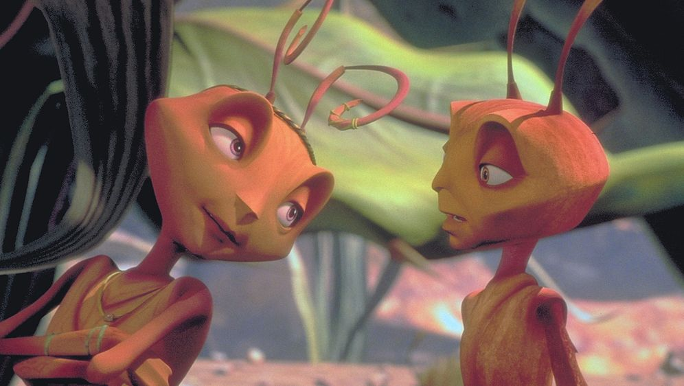 Antz - Was krabbelt da? - Bildquelle: DreamWorks Distribution LLC