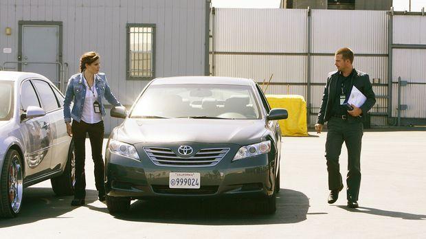 Ermitteln in einem neuen Fall: Special Agent G. Callen (Chris O'Donnell, r.)...