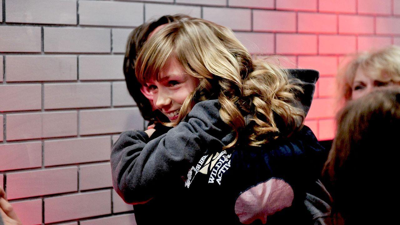 The-Voice-Kids-s01e01-Marie-055 - Bildquelle: SAT.1/Andre Kowalski