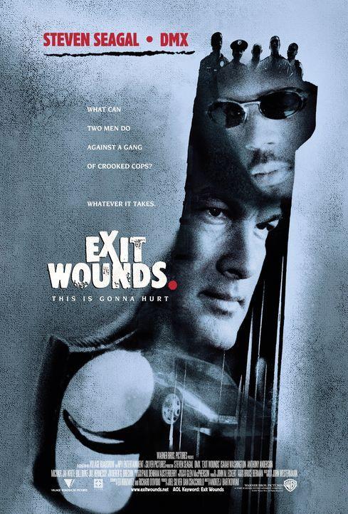 """""""EXIT WOUNDS"""" - Plakatmotiv - Bildquelle: Warner Bros. Pictures"""