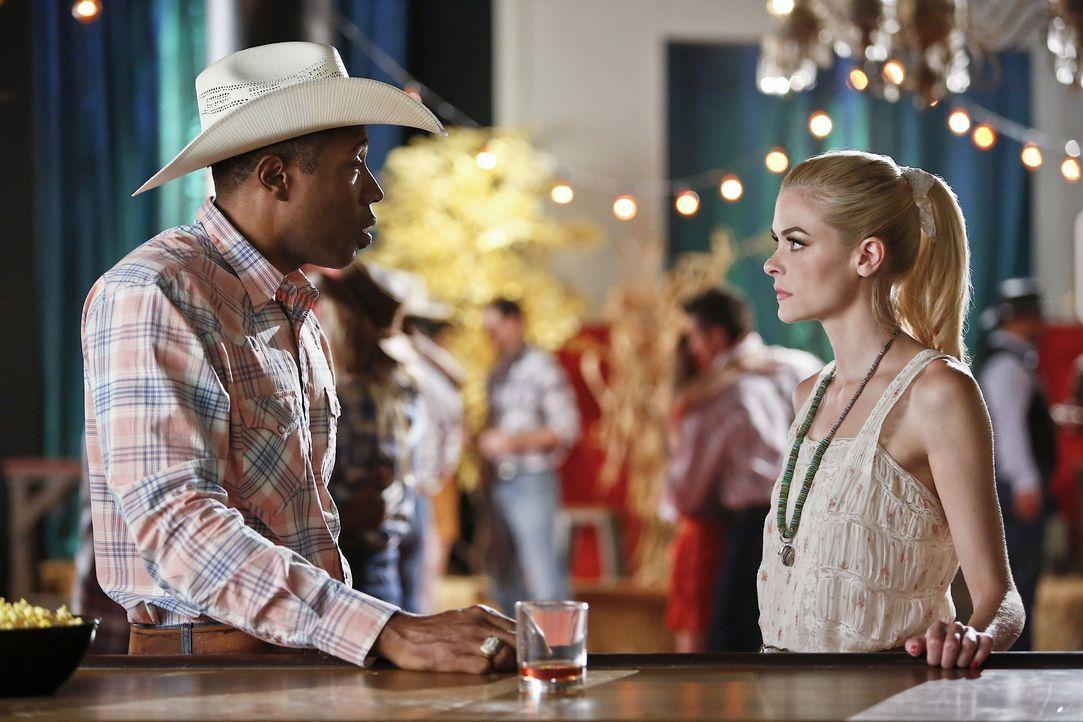 Hart of Dixie: Die Affäre zwischen Lavon und Lemon ist Geschichte, oder? - Bildquelle: Warner Bros. Entertainment Inc.