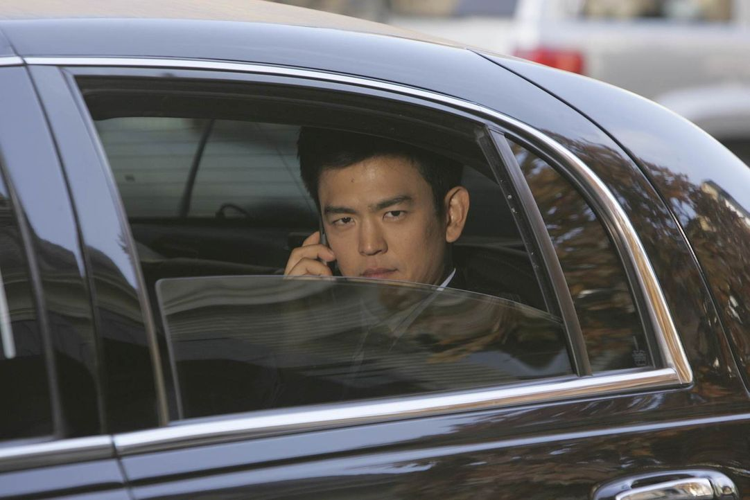 Was hat Jeff Coatsworth (John Cho) vor? - Bildquelle: 20th Century Fox International Television