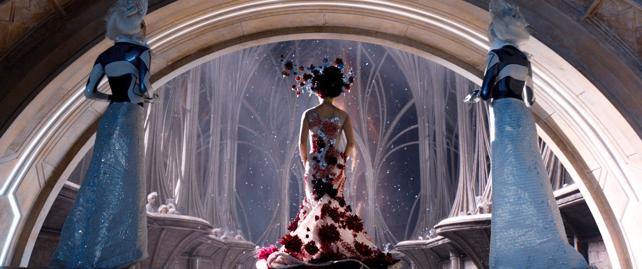 Jupiter-Ascending-22-Warner-Bros-Entertainment-Inc - Bildquelle: 2014 Warner Bros. Entertainment Inc
