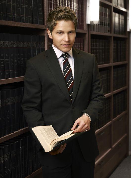 (2. Staffel) - Der Staatsanwalt Cary (Matt Czuchry) bekommt fast immer die Informationen, die er braucht ... - Bildquelle: CBS Broadcasting Inc. All Rights Reserved