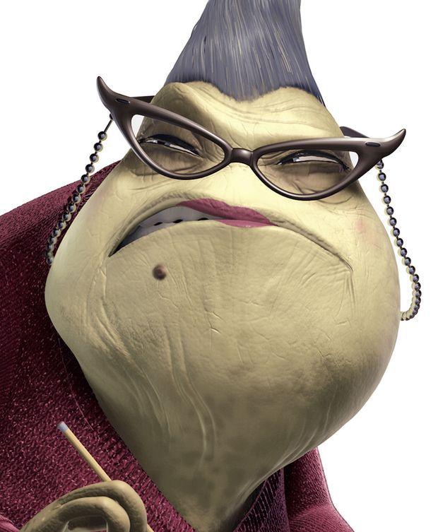 Die Monster AG - Rosa ist die Leiterin der Warenabfertigung. Was sie ganz und...