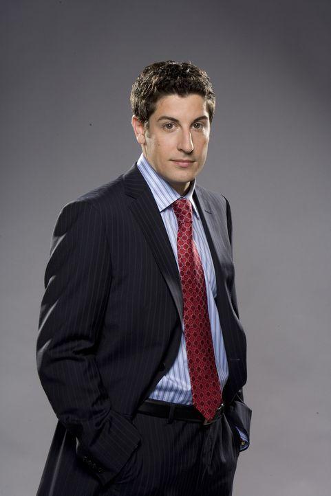 (1. Staffel) - Ben Parr (Jason Biggs) ist Anwalt und ein hoffnungsloser Romantiker. Sofort verliebt er sich in die schöne Kate und versucht sich mi... - Bildquelle: CPT Holdings, Inc. All Rights Reserved.