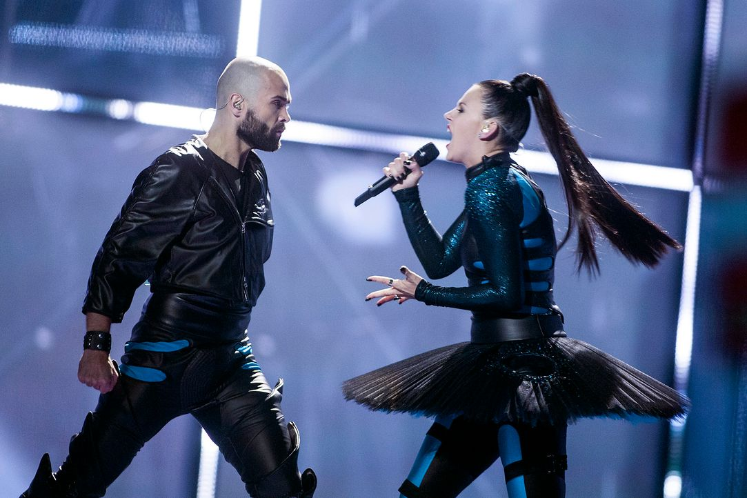 Eurovision-Song-Contest-Lithuania-140509-AFP - Bildquelle: AFP