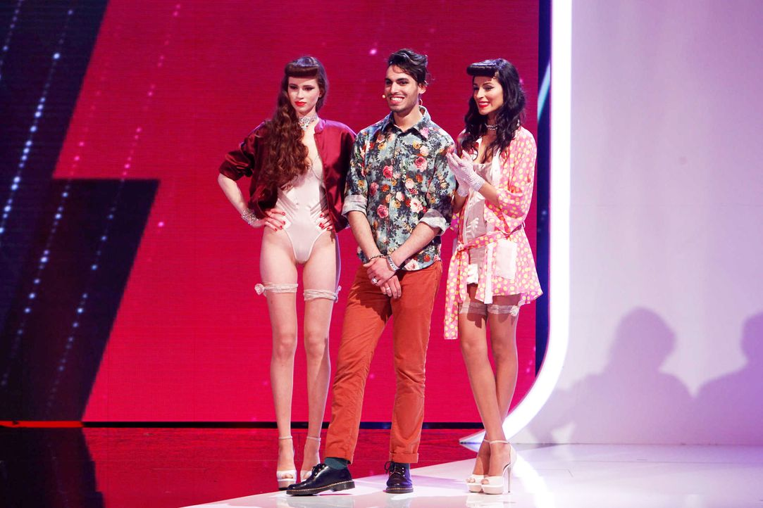 Fashion-Hero-Epi05-Gewinneroutfits-Rayan-Odyll-ASOS-07-Richard-Huebner - Bildquelle: Richard Huebner