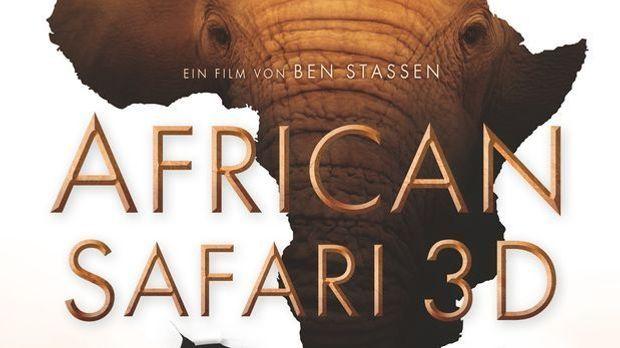 African Safari 3D Plakat