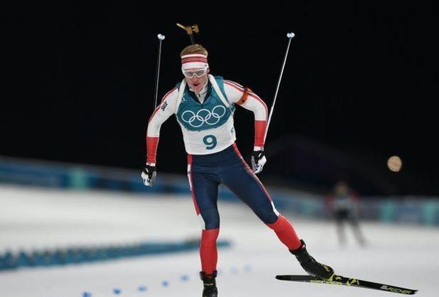 Johannes Thingnes Bö gewinnt Biathlon-Einzel