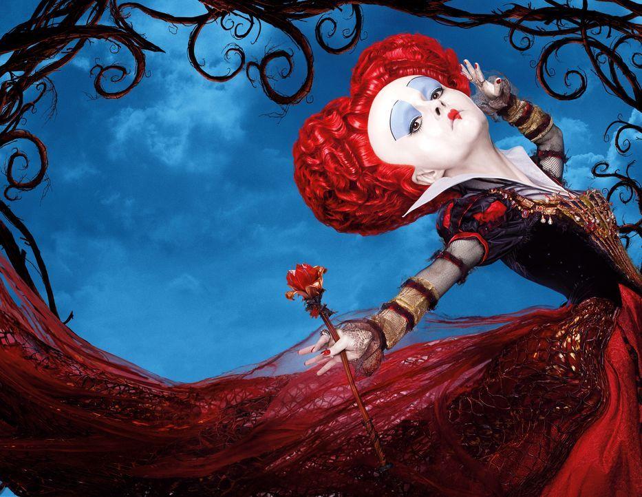 Alice im Wunderland: Hinter den Spiegeln - Artwork - Bildquelle: Disney Enterprises, Inc. All Rights Reserved.
