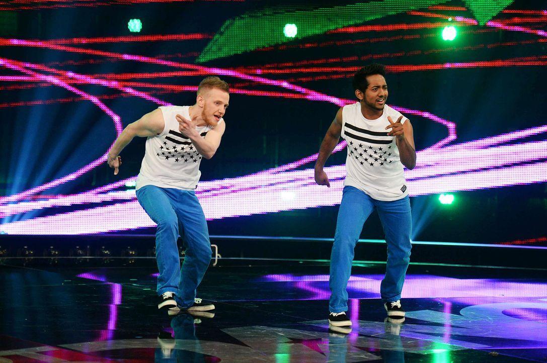 Got-To-Dance-Tilim-und-Marcel-05-SAT1-ProSieben-Willi-Weber - Bildquelle: SAT.1/ProSieben/Willi Weber