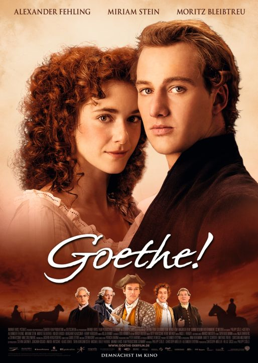 Goethe - Artwork - Bildquelle: Warner Brothers