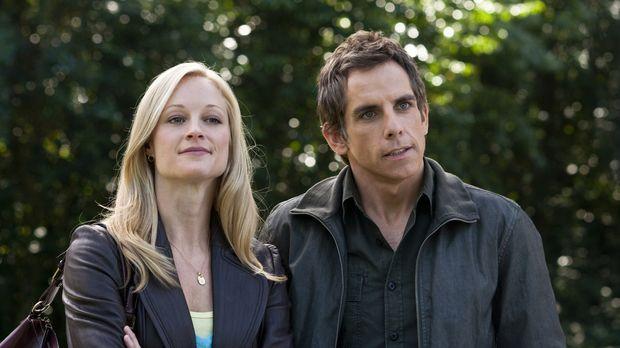 Noch sehen Pam (Teri Polo, l.) und ihr Ehemann Greg Focker (Ben Stiller, r.)...