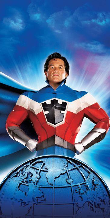 The Commander (Kurt Russell) ist der berühmteste Superheld der Welt ... - Bildquelle: Walt Disney Pictures. All rights reserved